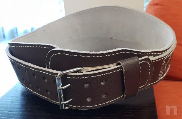 Cintura Fassi per sollevamento pesi foto-33512