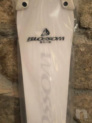 SCI Blossom Slalom 151cm FollowMe JR NUOVI foto-33535