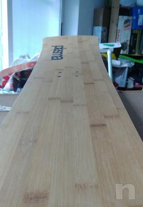 Tavola Snowboard hard Plasma 174 Bamboo! foto-33541