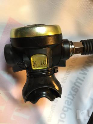 MK17 + Seac X10 + Apexs ATX40 + manometro foto-33549