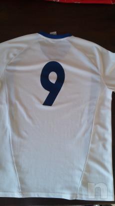T-shirt ADIDAS da calcio, Originale foto-33603