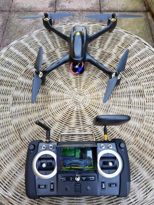 Drone Hubsan H 501 S-S foto-33647
