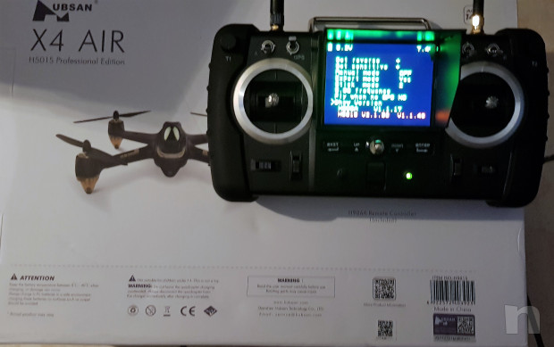 Drone Hubsan H 501 S-S foto-17572
