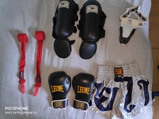 Boxe, kick boxing foto-17580