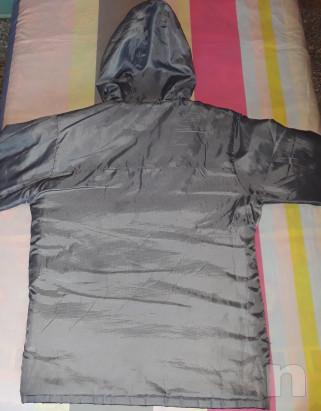 Giubbotto Calcio EVOL nero e grigio foto-33709