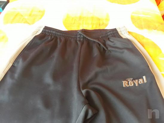 Tuta calcio allenamento ROYAL foto-33718