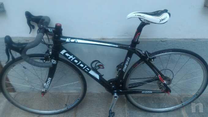 """Bici corsa bambino carbonio 26"""" foto-33758"""
