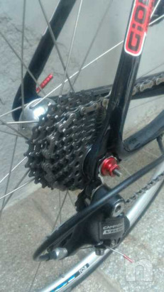 """Bici corsa bambino carbonio 26"""" foto-33759"""