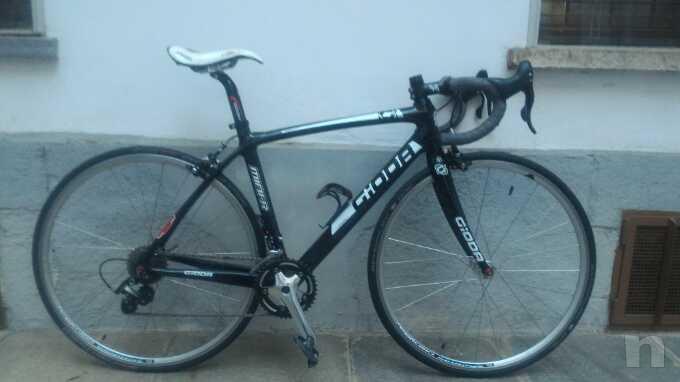 """Bici corsa bambino carbonio 26"""" foto-17614"""