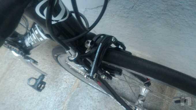 """Bici corsa bambino carbonio 26"""" foto-33760"""