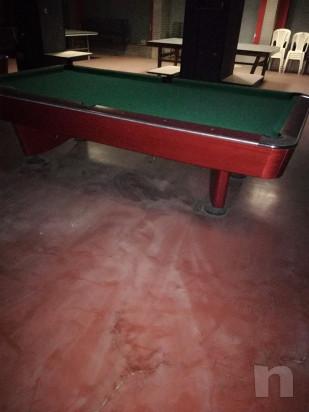 2 biliardi pool Deblasi e Longoni foto-17667