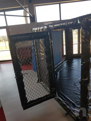 Gabbia MMA esagonale foto-33931