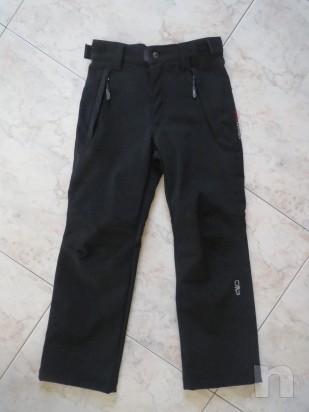 pantaloni da outdoor bambino foto-1772