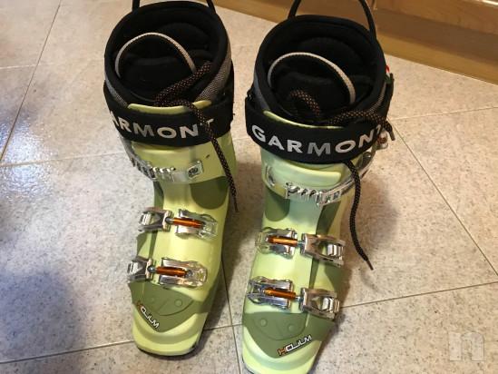 Scarponi Garmont donna sci alpinismo taglia 23.5 foto-17721