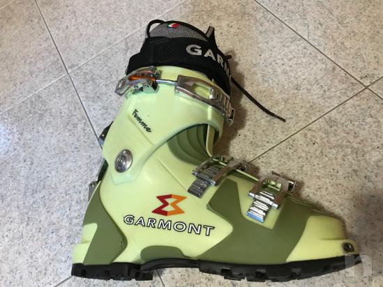 Scarponi Garmont donna sci alpinismo taglia 23.5 foto-33968