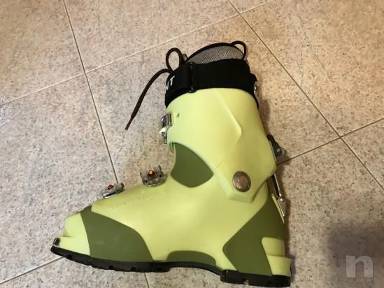 Scarponi Garmont donna sci alpinismo taglia 23.5 foto-33969