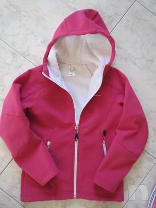 giacca da outdoor da bambina foto-1773