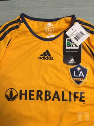 Vendo Maglia #23 Beckham Los Angeles Galaxy Originale foto-17749