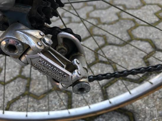 Bicicletta da corsa epoca eroica foto-34032