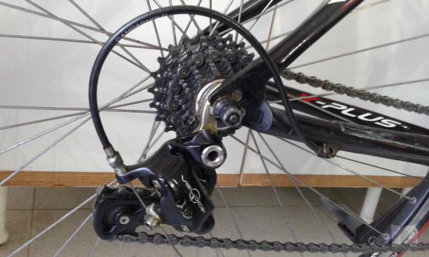 Bici da corsa Viner X Plus carbonio foto-34050