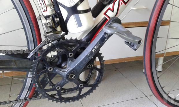 Bici da corsa Viner X Plus carbonio foto-34049