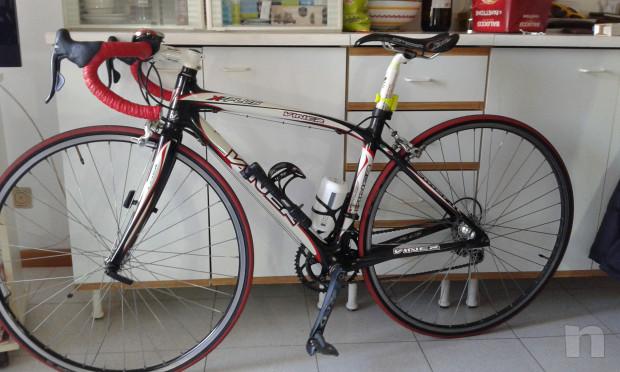 Bici da corsa Viner X Plus carbonio foto-34047
