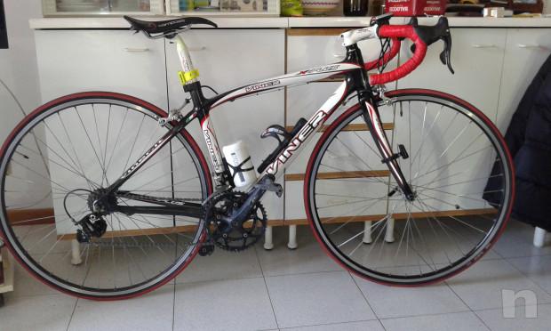 Bici da corsa Viner X Plus carbonio foto-17760