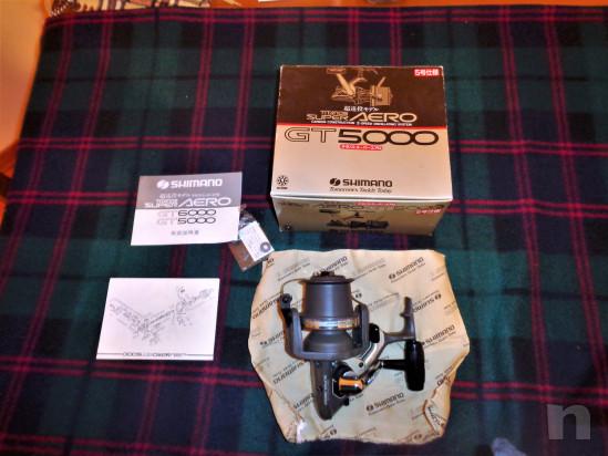 SHIMANO TITANOS SUPER AERO GT 5000 foto-17779