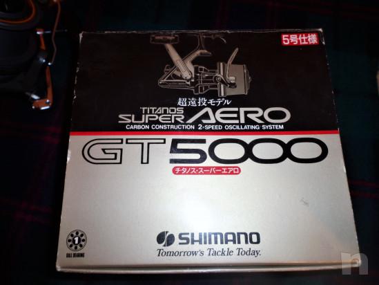 SHIMANO TITANOS SUPER AERO GT 5000 foto-34095