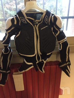 abbigliamento completo per bici cross foto-34106