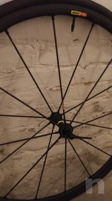 Set ruote Mavic R-Sys Slr carbonio per copertoncino foto-34126
