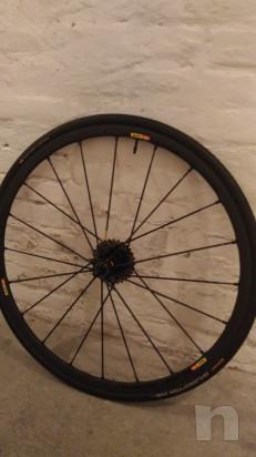 Set ruote Mavic R-Sys Slr carbonio per copertoncino foto-34125