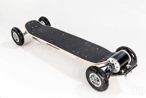 Skateboard Power board Glide GI elettrico Nuovo foto-34127