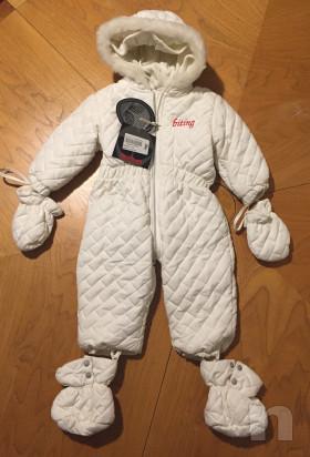 Tutine neve bebè - nuove con cartellino foto-17803