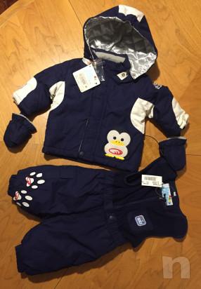 Tutine neve bebè - nuove con cartellino foto-34148