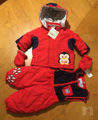 Tutine neve bebè - nuove con cartellino foto-34149