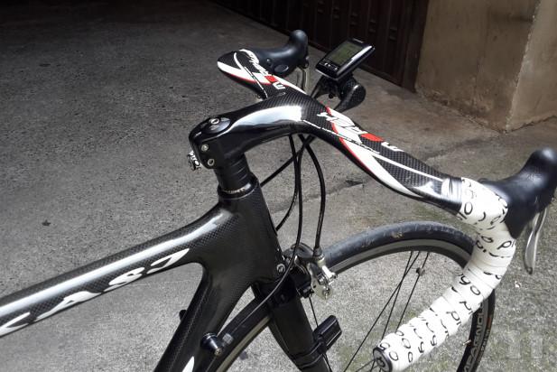 Bicicletta corsa in carbonio foto-34167