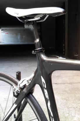 Bicicletta corsa in carbonio foto-34169