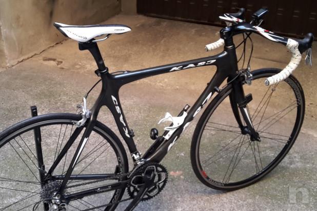 Bicicletta corsa in carbonio foto-34166