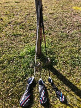 Golf Taylormade M4: Drive10.5' - Legno3 15'- Ibrido 22' foto-17825