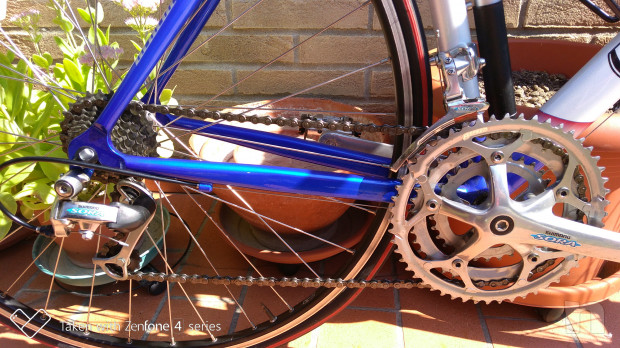 bici quasi nuova foto-34369