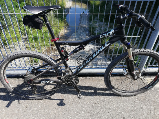 MTB Cannondale RZ ONE TWENTY foto-17900