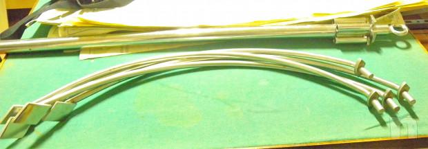 Ancora in acciaio Inox per bolentino foto-34401