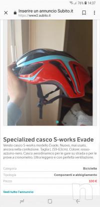 Casco S-works Evade  foto-17916