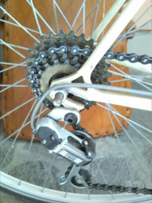 Bicicletta da corsa in stile retrò foto-34422