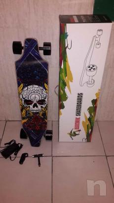 Skateboard elettrico foto-34498
