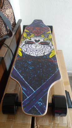Skateboard elettrico foto-17955