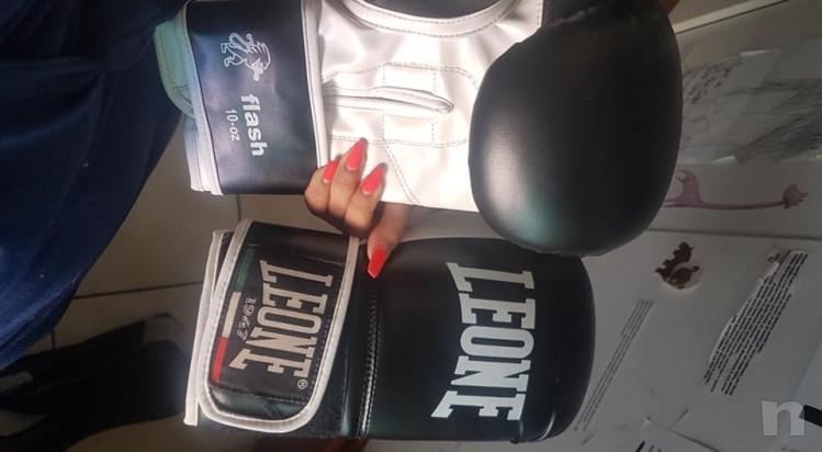 Attrezzatura kick boxe foto-34529