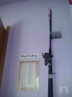 vendo canna da pesca  foto-2928