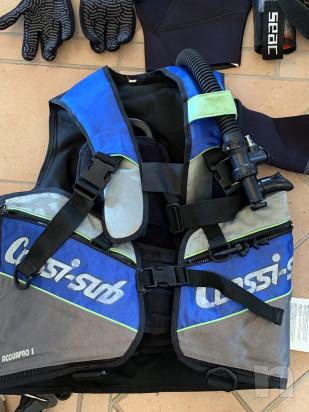 Causa inutilizzo  vendo, ottime condizioni  attrezzatura  donna tg M/lL foto-34721